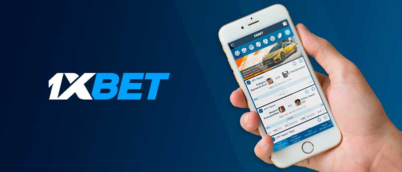 Une application 1xBet mobile