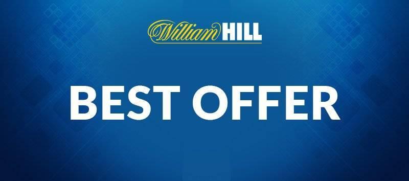 Les offres promotionnelles du bookmaker William Hill