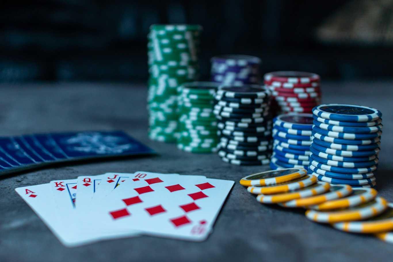 poker de chez Betclic