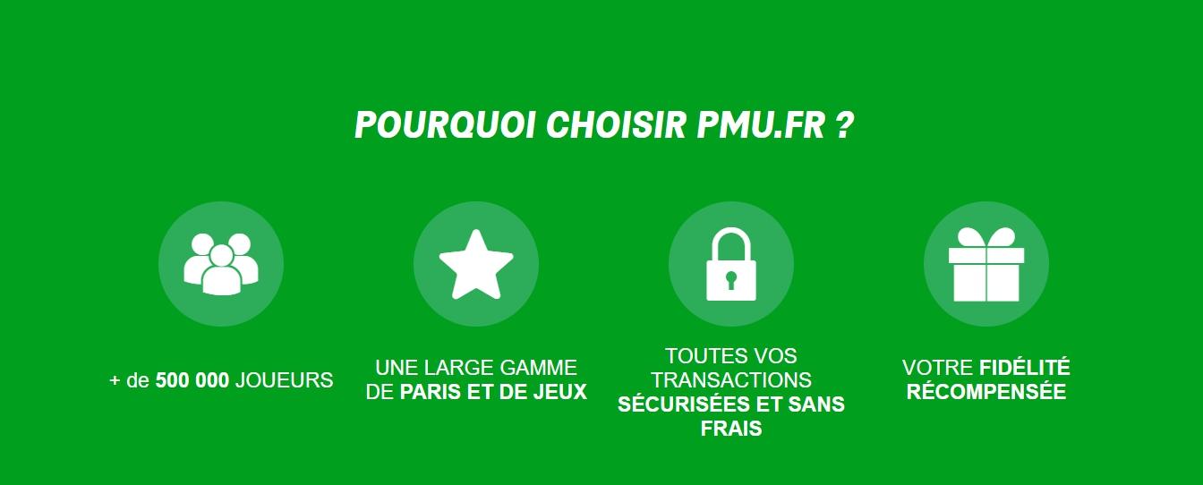 bonus de PMU poker