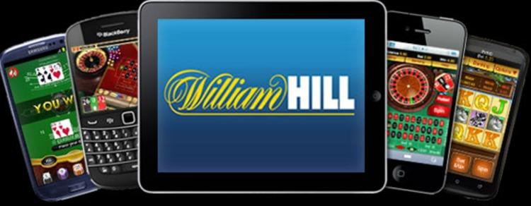 application mobile William Hill